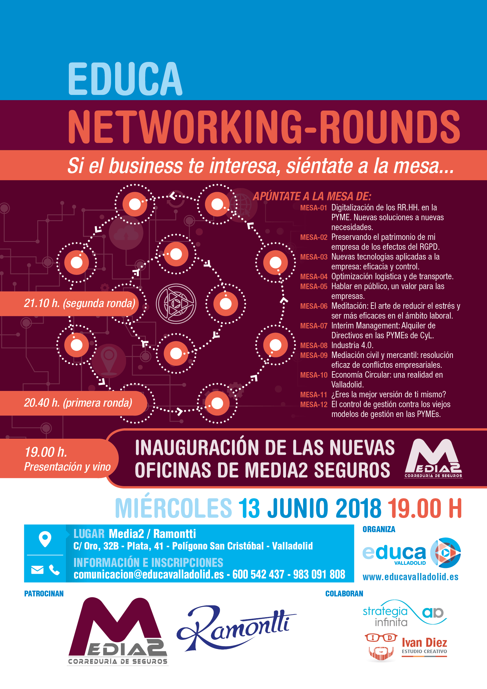 NETWORKING-ROUNDS