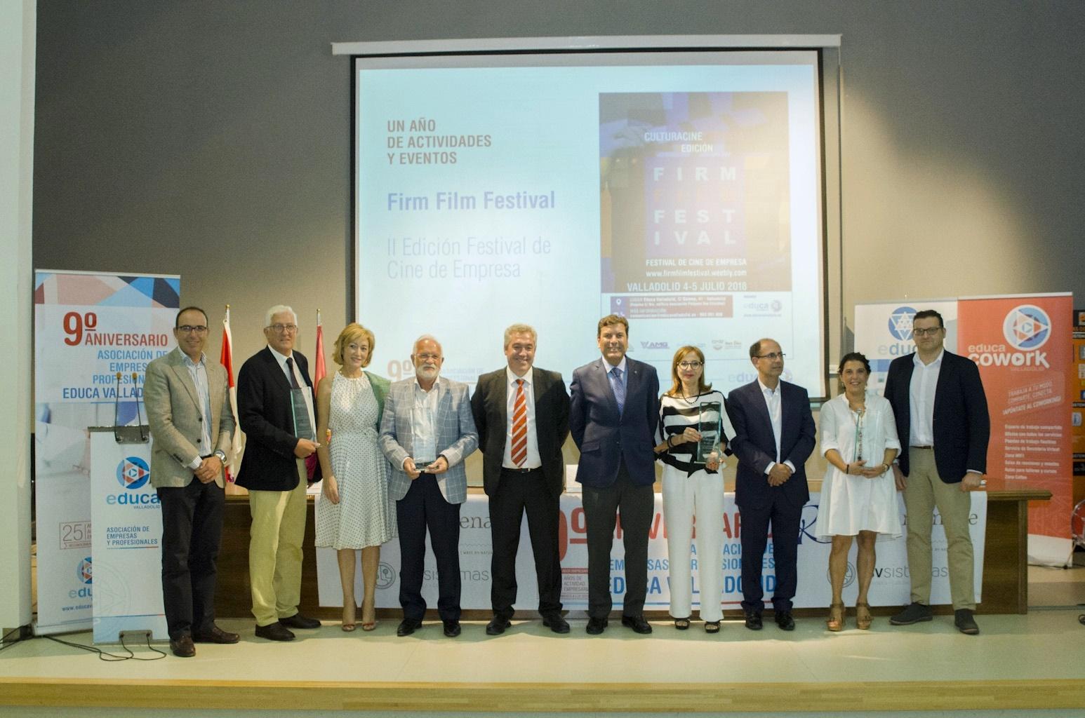 II Premios Labor Empresarial