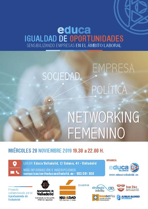 JORNADA DE NETWORKING FEMENINO